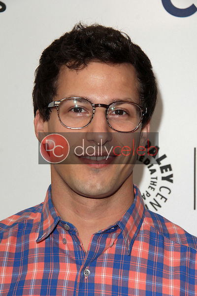 Andy Samberg<br /> at PaleyFest Previews: Fall TV with FOX Brooklyn Nine-Nine, Paley Center for Media, Beverly Hills, CA 09-09-13<br /> David Edwards/DailyCeleb.com 818-249-4998