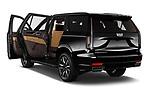Car images of 2021 Cadillac Escalade Sport 5 Door SUV Doors