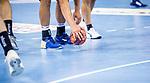 Feature: Handball / Spielfeld / Hand / BGV Handball Cup 2020 Halbfinaltag: TVB Stuttgart vs. HBW Balingen-Weilstetten am 11.09.2020 in Ludwigsburg (MHPArena), Baden-Wuerttemberg, Deutschland<br /> <br /> Foto © PIX-Sportfotos *** Foto ist honorarpflichtig! *** Auf Anfrage in hoeherer Qualitaet/Aufloesung. Belegexemplar erbeten. Veroeffentlichung ausschliesslich fuer journalistisch-publizistische Zwecke. For editorial use only.