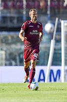 Matija Boben Livorno<br /> Campionato di calcio Serie BKT 2019/2020<br /> Livorno - Cittadella<br /> Stadio Armando Picchi 20/06/2020<br /> Foto Andrea Masini/Insidefoto