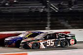 #95: Christopher Bell, Leavine Family Racing, Toyota Camry Rheem, #8: Tyler Reddick, Richard Childress Racing, Chevrolet Camaro Cat Power