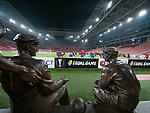 07.11.18 Rangers training at the Spartak Stadium, Moscow
