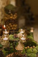 Europe/France/Aquitaine/24/Dordogne/Lamonzie-Montastruc: Maison d'Hôte: Le Moulin de Peychenval- détail de la décoration