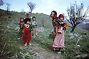 Irak 1973.Enfants a Haj Omran.Iraq 1973.Children in Haj Omran