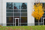 Exterior office building
