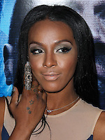 """LOS ANGELES, CA, USA - APRIL 16: Dawn Richard at the Los Angeles Premiere Of Open Road Films' """"A Haunted House 2"""" held at Regal Cinemas L.A. Live on April 16, 2014 in Los Angeles, California, United States. (Photo by Xavier Collin/Celebrity Monitor)"""