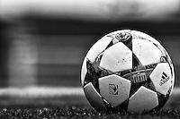 Pallone Ball Uefa Adidas <br /> Latina 17-03-2015 Stadio Domenico Francioni Football Calcio Youth Champions League 2014/2015 AS Roma - Manchester City. Foto Andrea Staccioli / Insidefoto