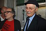 ANTONIO PENNACCHI CON ENRICO GHEZZI<br /> ROMA 2011