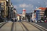Das böhmische Pilsen ist 2015 neben dem belgischen Mons, die Kulturhauptstadt Europas. Die Stadt des Biers wandelt sich zur europäischen Kulturhauptstadt. <br /> Bild: Die Große Synagoge in Pilsen ist Europas zweitgrößte Synagoge (nach der Großen Synagoge in Budapest) und die drittgrößte der Welt.