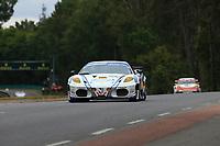 #190 PIERRE EHRET (DE) - FERRARI / F430 GTC / 2010 GT2B