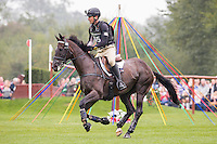 2-AUS-RIDERS: 2014 GBR-Land Rover Burghley Horse Trial