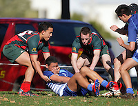 120728 Bay Of Plenty Schools Rugby - Taupo-nui-a-Tia College v Trident HS