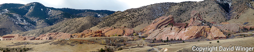 Red Rocks Park & Amphitheater