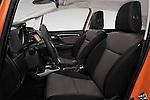 Front seat view of 2016 Honda Jazz Elegance 5 Door Hatchback Front Seat  car photos