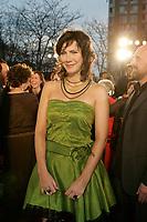 Montreal (Qc) CANADA - April 27, 2008 - <br /> Genevieve Brouillette