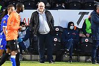 Barnet F.C. manager Peter Beadle during Barnet vs Bromley, Vanarama National League Football at the Hive Stadium on 14th November 2020