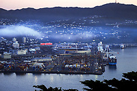 CentrePort in Wellington, New Zealand on Friday, 3 September 2021. Photo: Dave Lintott / lintottphoto.co.nz
