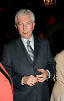 May 20 2005, Montreal (Qc) Canada <br /> <br /> Gilles Duceppe, leader Bloc Qu»b»cois at Independance Plus Que Jamais concert at Metropolis to commemorate the 25th anniversary of the first Referendum on Quebec Independance.<br /> Duceppe may replace Bernard Landry who stepped down as leader of separatist PARTI QUEBECOIS in an un-expected move duting a party meeting this weekend(June 4-5 2005).<br /> Photo : (c) 2005Pierre Roussel
