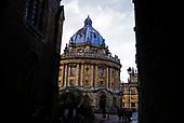 Oxford University 2018