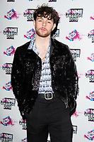 Tom Grennam<br /> arriving for the NME Awards 2018 at the Brixton Academy, London<br /> <br /> <br /> ©Ash Knotek  D3376  14/02/2018