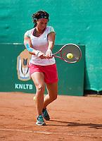 2013-08-17, Netherlands, Raalte,  TV Ramele, Tennis, NRTK 2013, National Ranking Tennis Champ, Nicolette van Uitert<br /> <br /> Photo: Henk Koster