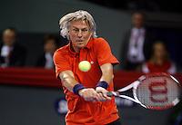 5-10-07, Netherlands, Eindhoven, Tennis, Alex Classics, Borg
