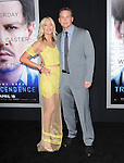"Cole Hauser and Cynthia Daniel attends The L.A. Premiere of Alcon Entertainment's ""TRANSCENDENCE"" held at The Regency Village Theater in Westwood, California on April 10,2014                                                                               © 2014Hollywood Press Agency"