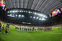 Action photo during the match Colombia vs Costa Rica, Corresponding to  Group -A- of the America Cup Centenary 2016 at NRG Stadium.<br /> <br /> Foto de accion durante el partido Colombia vs Costa Rica, Correspondiente al Grupo -A- de la Copa America Centenario 2016 en el Estadio NRG , en la foto: Vista general<br /> <br /> <br /> 11/06/2016/MEXSPORT/Jorge Martinez.