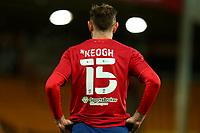 6th April 2021; Carrow Road, Norwich, Norfolk, England, English Football League Championship Football, Norwich versus Huddersfield Town; Richard Keogh of Huddersfield Town