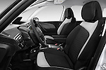 Front seat view of a 2013 Citroen GRAND C4 PICASSO Intensive 5 Door Minivan 2WD