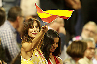 Spain's supporters during FIFA World Cup 2018 Qualifying Round match. October 6,2017.(ALTERPHOTOS/Acero) /NortePhoto.com /NortePhoto.com