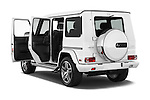 Car images of 2018 Mercedes Benz G-Class AMG-G63 5 Door SUV Doors
