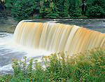 Upper Tahquamenon Falls Michigan