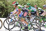 Mirac Kal (TUR) Torku Sekerspor team during Stage 5 of the 2015 Presidential Tour of Turkey running 159.9km from Mugla to Pamukkale. 30th April 2015.<br /> Photo: Tour of Turkey/Mario Stiehl/www.newsfile.ie