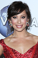 BEVERLY HILLS, CA - JANUARY 12: Cheryl Burke at the NBC Universal 71st Annual Golden Globe Awards After Party held at The Beverly Hilton Hotel on January 12, 2014 in Beverly Hills, California. (Photo by David Acosta/Celebrity Monitor)
