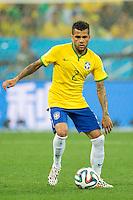 Dani Alves of Brazil