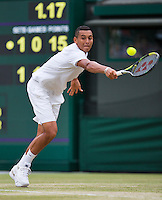 England, London, 28.06.2014. Tennis, Wimbledon, AELTC, Nick Kyrgios (AUS)<br /> Photo: Tennisimages/Henk Koster