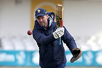 Durham Lead High Performance Coach James Franklin ahead of Essex CCC vs Durham CCC, LV Insurance County Championship Group 1 Cricket at The Cloudfm County Ground on 16th April 2021