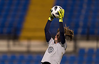 Alicante, Spain - January 21, 2019:  The USWNT trains in preparation for an international friendly against Spain at Estadio Jose Rico Perez.