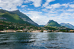 Italien, Lombardei, Gardasee, Toscolano-Maderno am Westufer des Gardasees | Italy, Lombardy, Lake Garda, Toscolano-Maderno