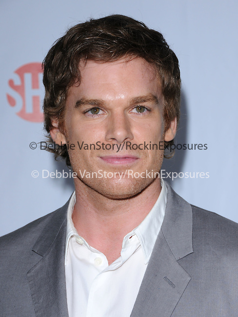 Michael C. Hall at The CBS,CW,& Showtime TCA Party held at The Huntington Library in San Marino, California on August 03,2009                                                                   Copyright 2009 Debbie VanStory / RockinExposures
