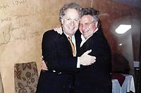 FILE PHOTO : Tony Accurso and Jean Charest