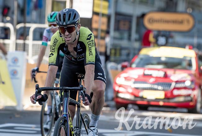 Jack Bauer (NZL/Mitchelton-Scott)<br /> <br /> Stage 14 from Clermont-Ferrand to Lyon (194km)<br /> <br /> 107th Tour de France 2020 (2.UWT)<br /> (the 'postponed edition' held in september)<br /> <br /> ©kramon