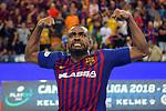 League LNFS 2018/2019.<br /> Play Off. Game: 5.<br /> FC Barcelona Lassa vs El Pozo Murcia: 3-2.<br /> Arthur.