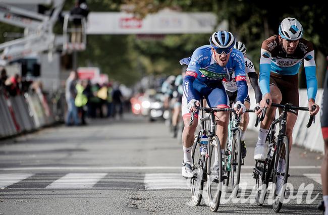 79th Tour de l'Eurométropole 2019 (BEL/1.HC)<br /> One day race from La Louvière to Tournai (177km)<br /> <br /> ©kramon
