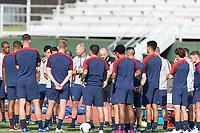 USMNT Training, October 7, 2019