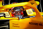 McLaren F1 Team, Carlos Sainz Jr., takes part in the tests for the new Formula One Grand Prix season at the Circuit de Catalunya in Montmelo, Barcelona. February 19, 2020 (ALTERPHOTOS/Javier Martínez de la Puente)
