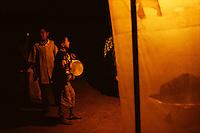 Carolers. Camp 7, Baguio, Philippines. 18 December 2001