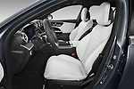 Front seat view of 2022 Mercedes Benz C-Class AMG-Line 5 Door Wagon Front Seat  car photos