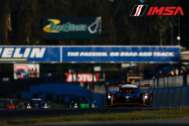 IMSA Prototype Challenge Presented by Mazda<br /> Road Atlanta<br /> Road Atlanta, Braselton GA<br /> Thursday 5 October 2017<br /> 14, Colin Thompson, LMP3, Norma M30<br /> World Copyright: Jake Galstad<br /> LAT Images